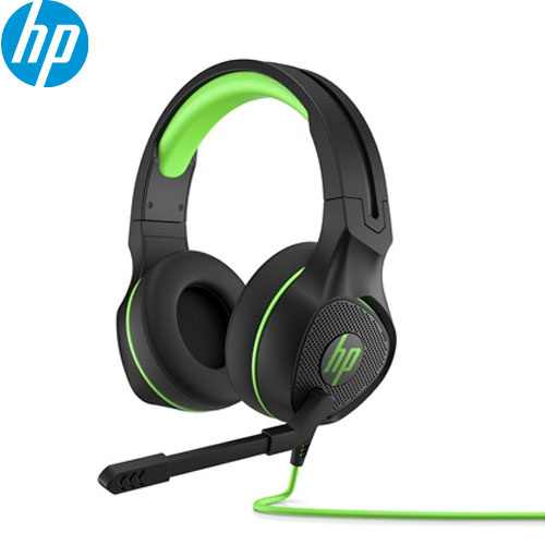 HP PAV Gam 400 Green Headset (4BX31AA#ABB) 電競耳麥 (綠色)