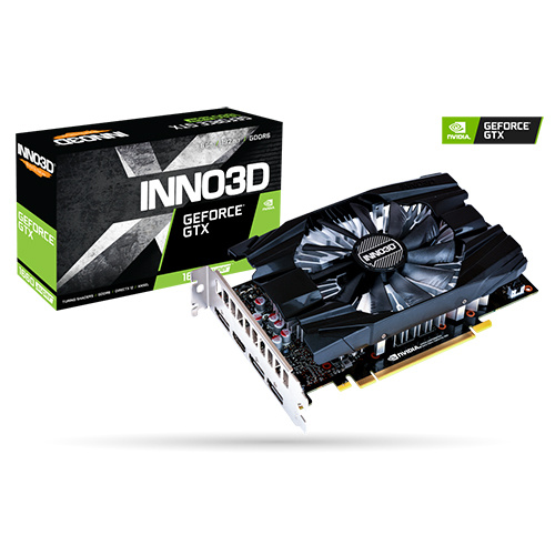 INNO3D映眾 GEFORCE GTX 1660 SUPER COMPACT