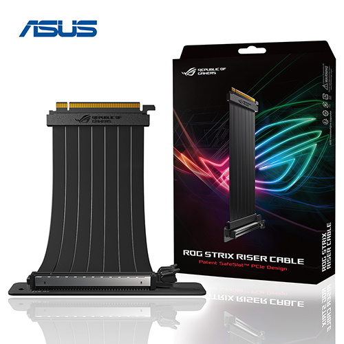 ASUS 華碩 ROG Strix Riser Cable PCI-E x 16 延長線