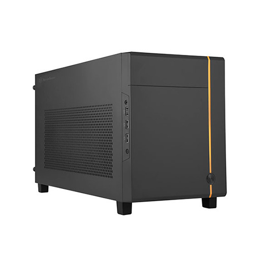 SliverStone 銀欣 SG14 SUGO 14 Mini-ITX 方形機殼 USB 3.0 SST-SG14B
