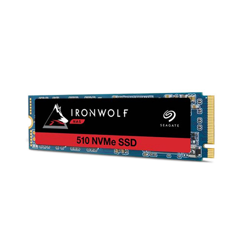 Seagate 希捷 IronWolf 510 480GB NVMe PCIe NAS SSD(ZP480NM30011)