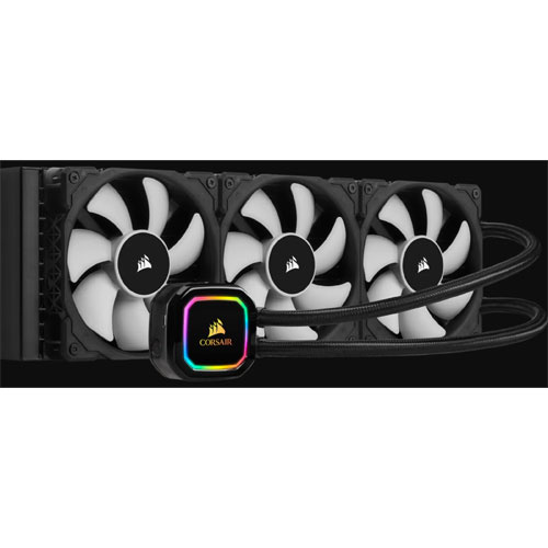 Corsair 海盜船 iCUE H150i RGB PRO XT 360 水冷 CPU散熱器 360mm SKU CW-9060045-WW