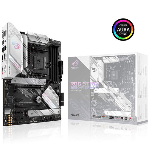 ASUS 華碩 ROG STRIX B550-A GAMING 主機板 AM4 ATX USB3.2-Gen2 Intel-2.5GbE