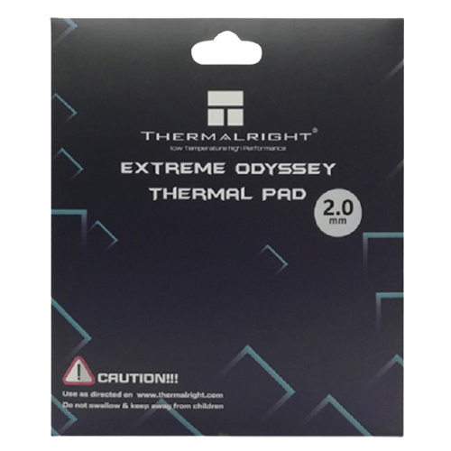 Thermalright 利民 ODYSSEY THERMAL PAD 120x120x2.0mm 導熱貼片 TR0198